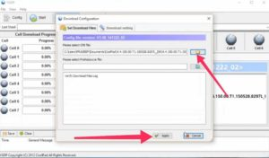 How to use ygdp flash tool